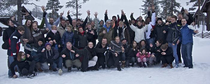 Skitur2012