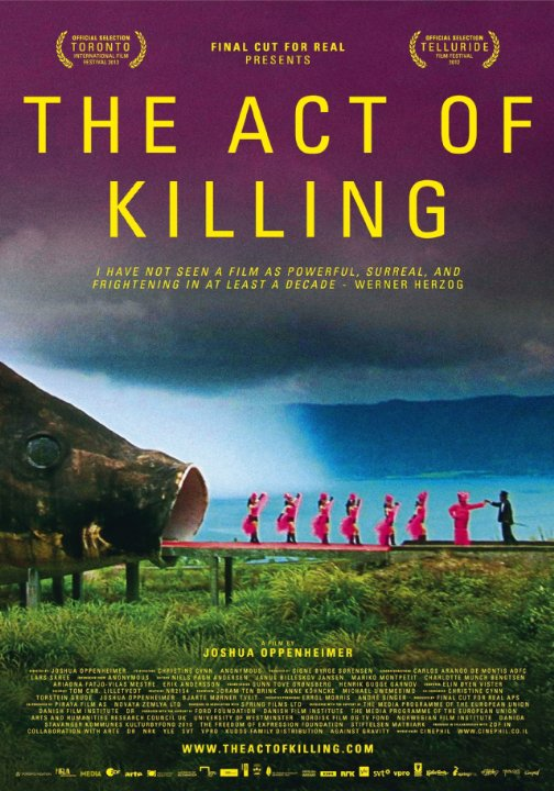 The Act Of Killing billede